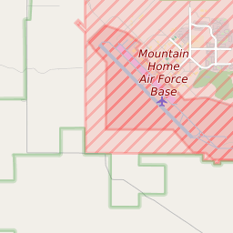 Mountain Home Afb Idaho Zip Code Map Updated December 2020